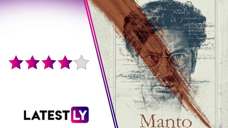 Manto Movie Review: A Terrific Nawazuddin Siddiqui Holds A Mirror To The Society In this Immaculately Crafted Nandita Das Film