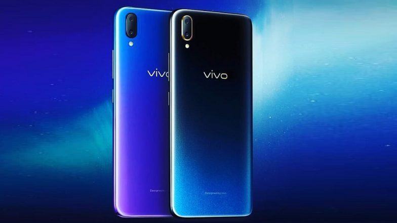 Vivo V11 Pro Smartphone's First Sale Starts Today Exclusively on Amazon India; Features Halo FullView Display & Dual-Engine Fast Charging