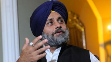Kartarpur Corridor: Pakistan Creating 'Obstacles', Says Sukhbir Badal