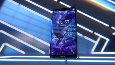 Nokia 5.1 Plus India Prices To Be Revealed on September 24, To Be Sold Exclusively on Flipkart