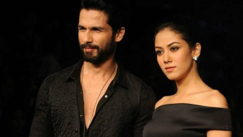 After a Complicated First Pregnancy, Shahid Kapoor's Wife Mira Rajput Delivers a Baby Boy Following a Surgery!