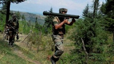 Jammu & Kashmir: Encounter Breaks Out Between Indian Army and Terrorists in Kulgam, Operation Underway
