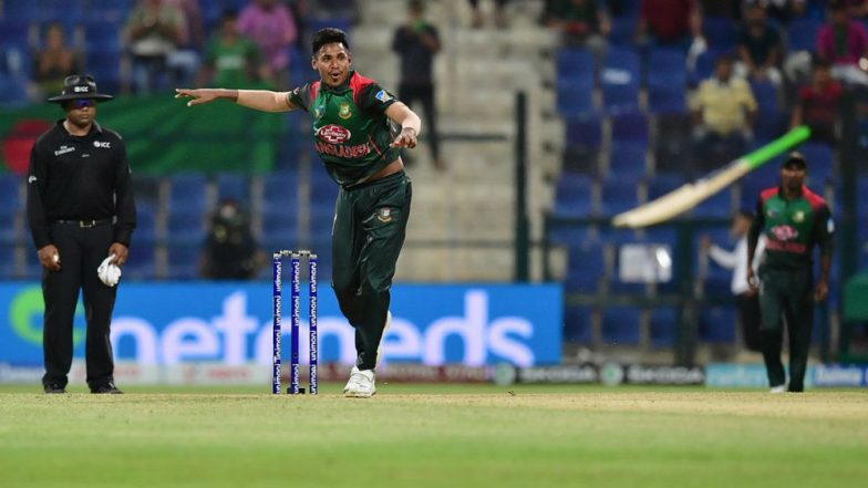 Live Cricket Streaming of Bangladesh vs West Indies Series on Gazi TV & HotStar: Check Live Cricket Score, Watch Free Telecast of BAN vs WI 3rd T20I on TV & Online