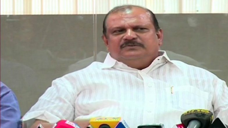 Kerala MLA PC George Says Nun Who Alleged Rape is a 'Prostitute', Asks Why Didn't She Complain 'First Time?'