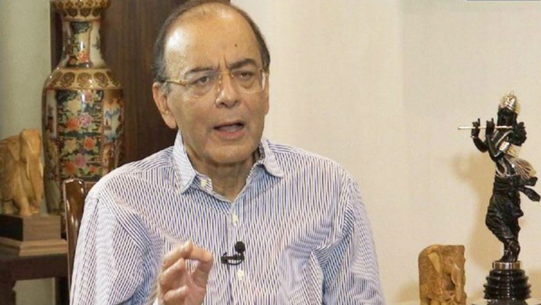 RBI Looked the Other Way when Banks Lent Freely, Ran Up NPAs: Arun Jaitley