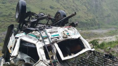 Himachal Pradesh: 13 Dead After Jeep Falls Into Gorge Near Shimla