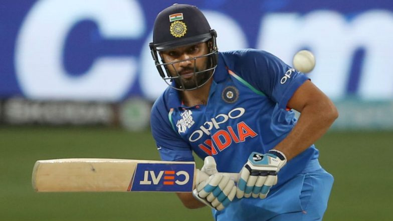 India VS Australia T20I 2018: Indian Batsmen Ready to Take On 'Tall Aussie Bowlers' on Fast Pitches, Says Rohit Sharma