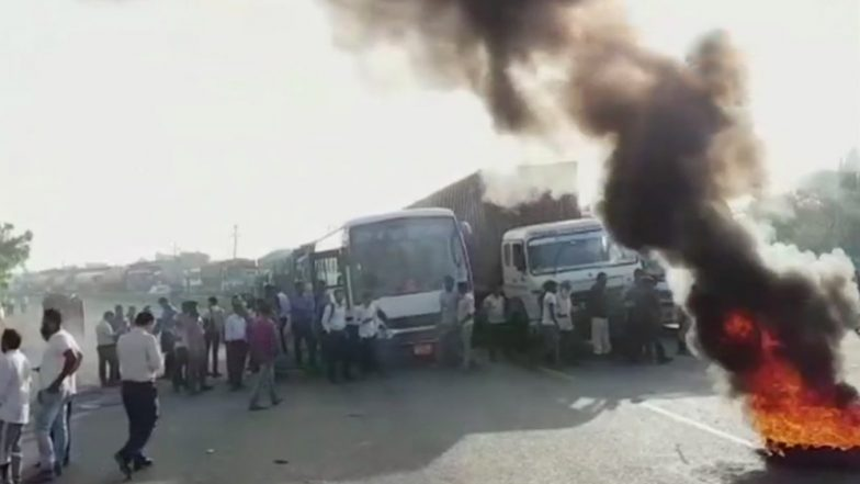 Bharat Bandh: 2-Year-Old Girl Dies Enroute Jehanabad Civil Hospital; Parents Blame Blockade by Protesters, SDO Denies