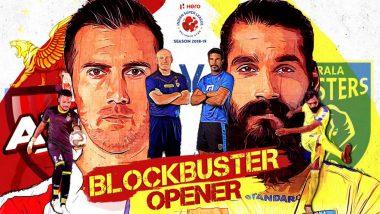ATK vs Kerala Blasters FC, ISL 2018-19 Match Preview: Start Time, Venue, Probable Lineups of Indian Super League Season 5 Opener!