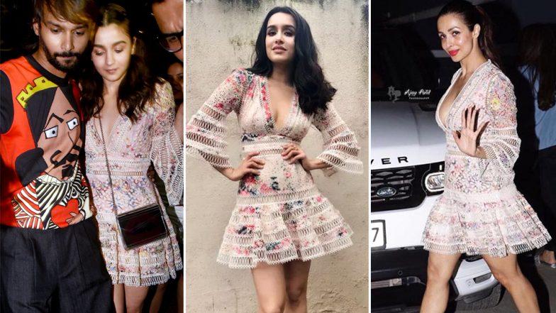 Alia Bhatt, Shraddha Kapoor or Malaika Arora – Who Wore This Zimmermann Outfit Better?