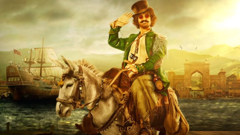 Thugs of Hindostan is NOT Anywhere Close to Pirates of the Caribbean, Clarifies Aamir Khan