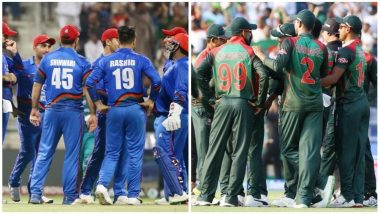 Afghanistan vs Bangladesh, Asia Cup 2018, LIVE Cricket Streaming on Hotstar: Get Live Cricket Score, Watch Free Telecast of AFG vs BAN Super 4 Round Match on TV & Online