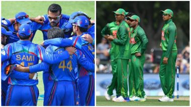 Afghanistan vs Bangladesh Asia Cup 2018, Live Score: Follow AFG vs BAN Cricket Match Updates