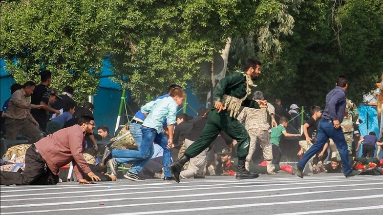 Iran and U.S. in War of Words Day After Deadly Ahvaz Attack