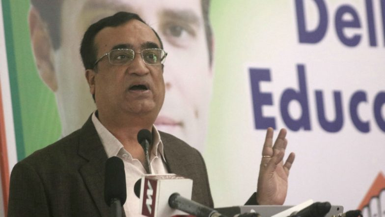 Congress Focuses on Winning Seats, Does Not Cut Vote Shares: Ajay Maken