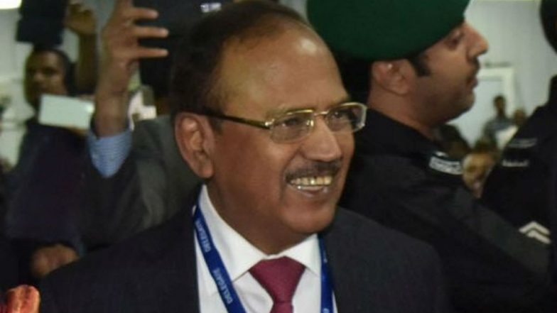 NSA Ajit Doval to Visit Washington to Address US Concerns Over India's S-400 Missile System Deal With Russia