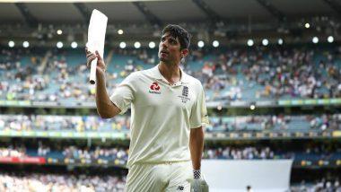 Emotional Alastair Cook Bids Farewell to International Cricket
