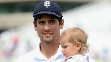 Alastair Cook's Wife Alice Expecting Their Third Child, English Batsman May Miss Final Day of his Last International Match!