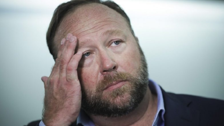 Alex Jones US Conspiracy Theorist Banned Over Abusive Behaviour by Twitter
