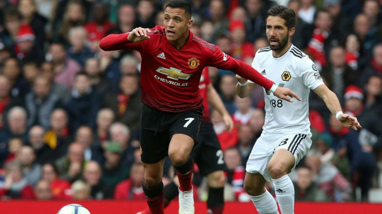 Manchester United 1-1 Wolves, EPL 2018/19 Match Report: Jose Mourinho Endures More Frustration As Man United Spoils Sir Alex Ferguson's Return (Watch Video Highlights)