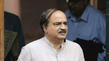 Union Minister Ananth Kumar Passes Away at the Age of 59, PM Modi Condoles His Death