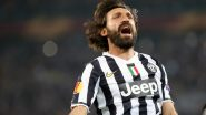 Andrea Pirlo Back at Juventus for Another Attempt at Champions League Glory, This Time As the Manager