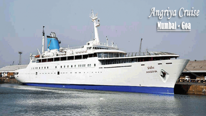 Indian National Cruise Lines Association Demands GST Relief From Government Just Before Flagging Off Mumbai-Goa Angriya Cruise