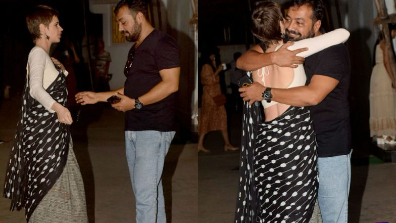 Anurag Kashyap – Kalki Koechlin Are the Coolest Divorced Couple and These Pictures Are Proof!