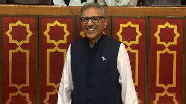 Arif Alvi Elected 13th President of Pakistan, Imran Khan Congratulates Him by Sharing Old Picture