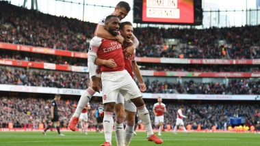 Bournemouth vs Arsenal, EPL 2018–19 Live Streaming Online: How to Get Premier League Live Telecast on TV & Free Football Score Updates in Indian Time?