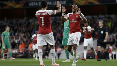 Arsenal vs Tottenham Hotspur Premier League 2019–20 Free Live Streaming & Match Time in IST: How to Get Live Telecast of ARS vs TOT on TV & Football Score Updates in India