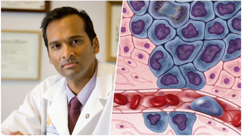 Indo-American Professor Arul Chinnaiyan Awarded USD 6.5 Million To Identify Cancer Biomarkers