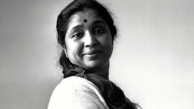 Asha Bhosle Birthday Special: 7 Throwback Pictures Of The Legendary Singer Will Make Your Saturday Melodic!