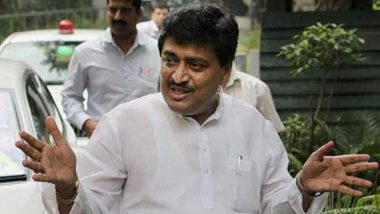Ashok Chavan Offers to Step Down as Maharashtra Congress Chief Following Debacle of Party in Lok Sabha Elections 2019