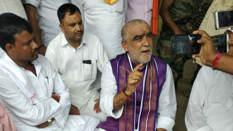 Union Minister Ashwini Choubey Says, 'Medicines Made With Cow Urine Cure Many Diseases, Including Cancer'; Watch Video