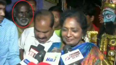 Chennai: Auto Driver Assaulted By BJP Workers During Tamilsai Soundararajan's Press Conference For Asking Question Over Rising Fuel Prices; Watch Video