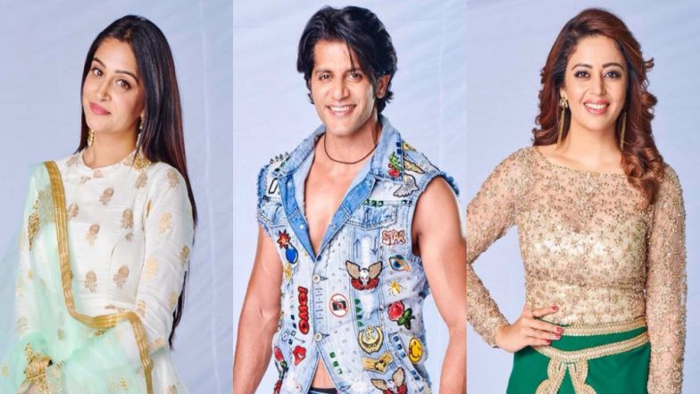 Leaked! The Official Photo Shoot Pictures of Bigg Boss 12 Contestants – View Pics