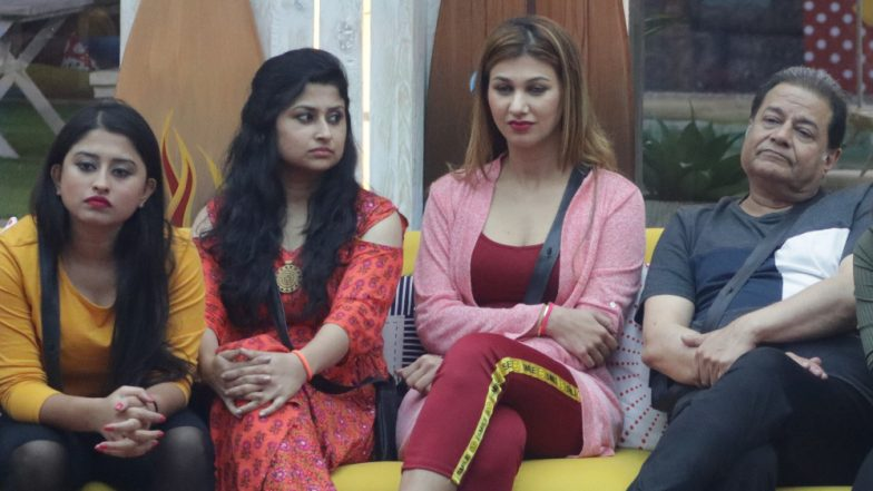 Bigg Boss 12 Nominations: BREAKING! The Khan Sisters, Anup Jalota and Girlfriend Jasleen Matharu Are Nominated