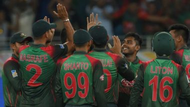 Live Cricket Streaming of New Zealand vs Bangladesh ODI Series 2019 on Hotstar: Check Live Cricket Score, Watch Free Telecast Details of NZ vs BAN 2nd ODI Match on TV & Online