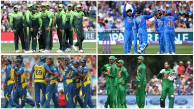 Asia Cup 2018 Points Table: India Secure Finals Berth Following Win Over Pakistan in Super 4 Round, Occupies Top Spot on Team Standings of Asian Cricket Tournament
