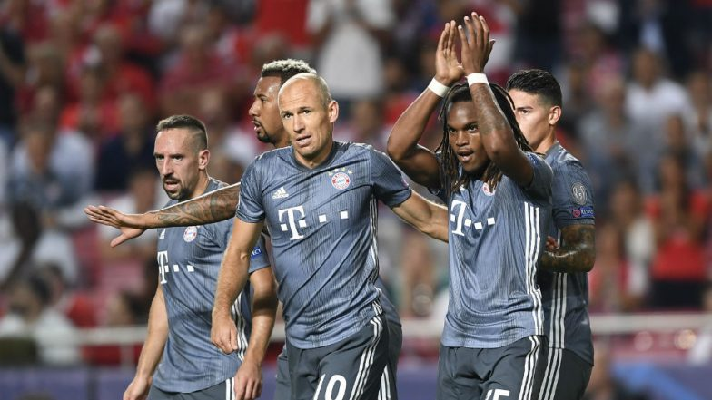 Benfica vs Bayern Munich, UEFA Champions League Highlights: Bayern Has Good Start in CL 2018–19, Beats Benfica 2–0
