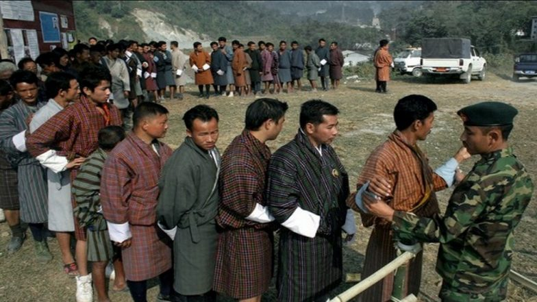 In Major Upset, Bhutan's Ruling Party Loses in First Round of General Elections