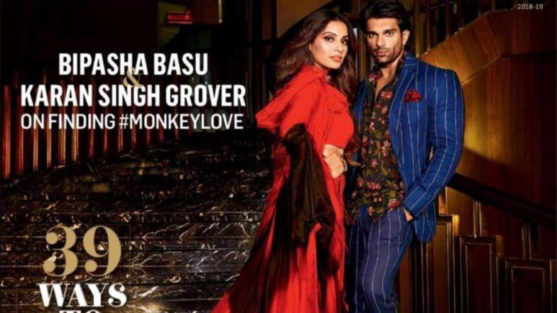 Bipasha Basu And Karan Singh Grover Look Chic And Classy On A Latest Magazine Cover - View Pic
