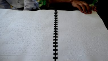 CBSE Introduces Sign Language 'Braille' As a Subject for Differently Abled Children