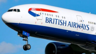 British Airways Cancels 100 Flights to and from London Following Systems Failure
