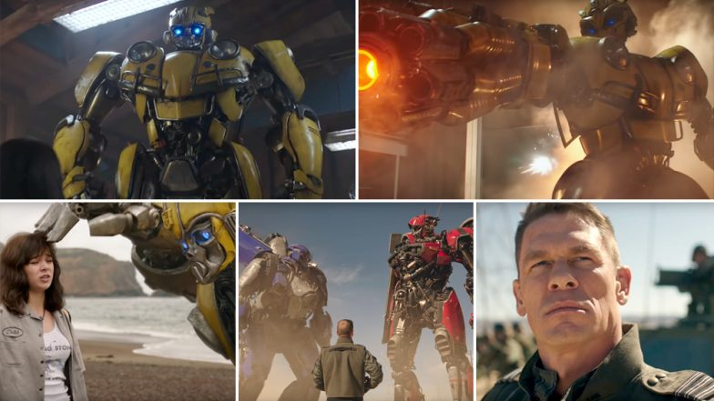Bumblebee Trailer Looks More Awesome Than All the Transformers Movies Combined – Watch Video