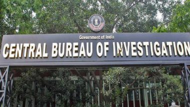 CBI Registered 206 Corruption Cases Against Central Government Employees in 2018