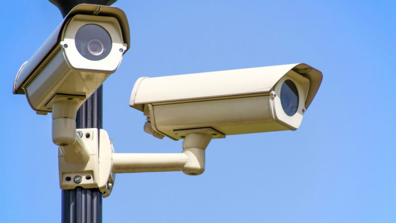 Indian Cities to Get Free CCTV Cameras as Part of USD 1.5 Million 'Secure Our City' Global Campaign
