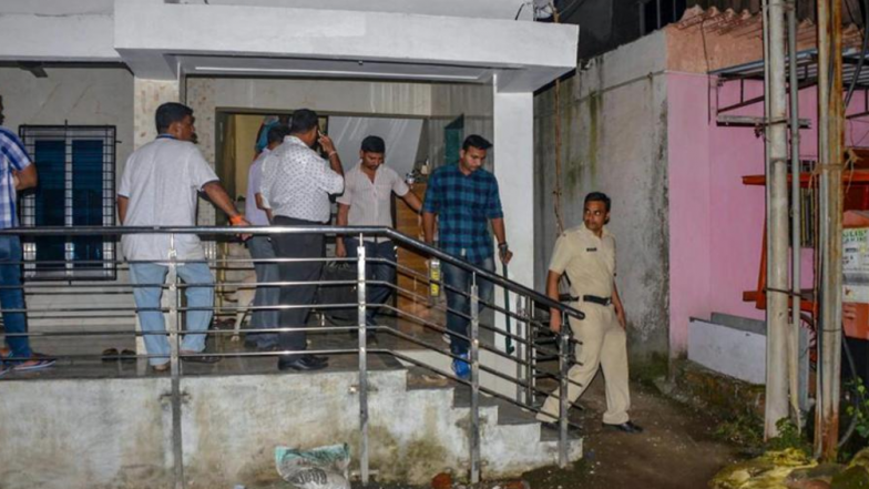 Explosives' Raw Material Seized From Terror Plot Suspect Vaibhav Raut's Home in Nalasopara