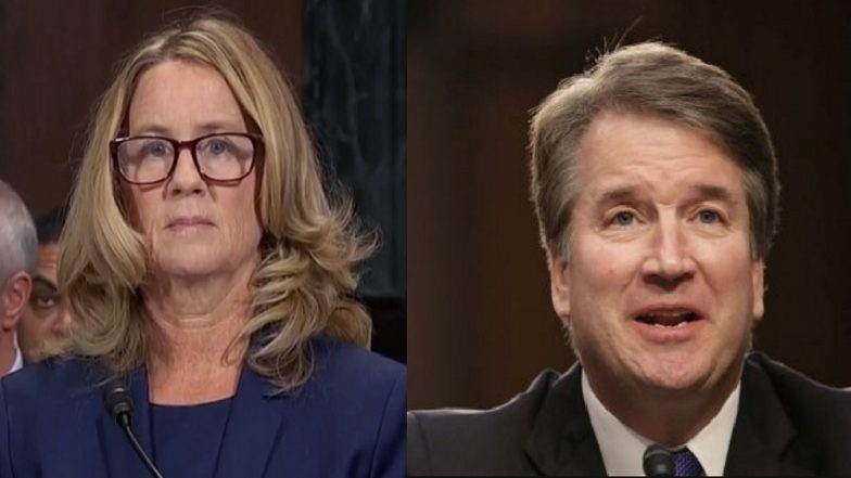 U.S. Supreme Court Fight: Brett Kavanaugh and Christine Ford Give Contradictory but Powerful Accounts